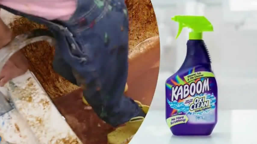 Kaboom TV Commercial