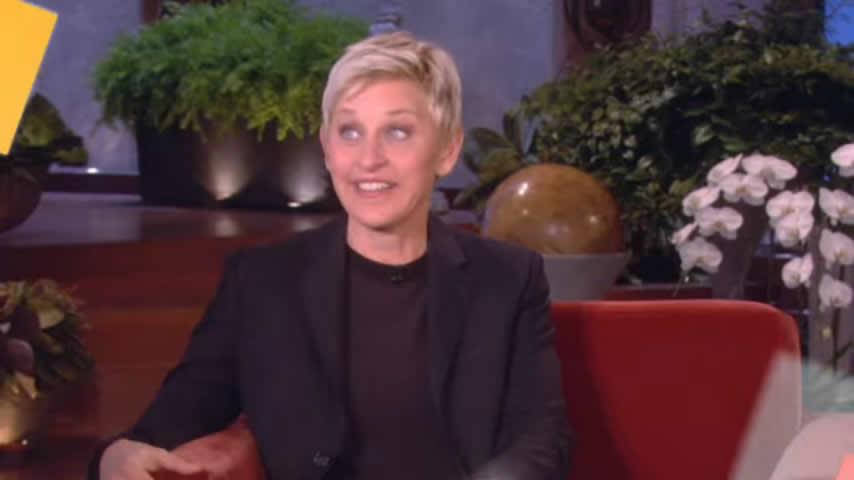 The Ellen Show Promo
