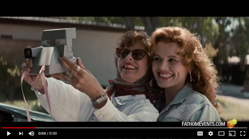 Thelma & Louise Returns Movie Trailer