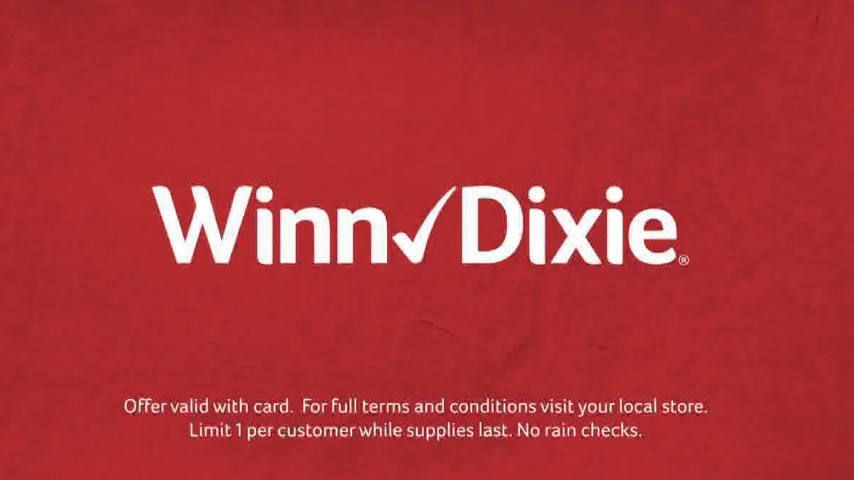 Winn-Dixie TV Commercial