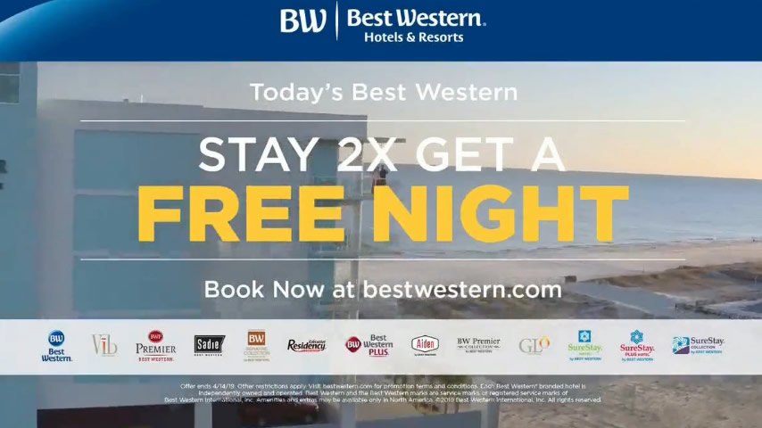 Best Western TV Commercial, 'Today's Best Western'